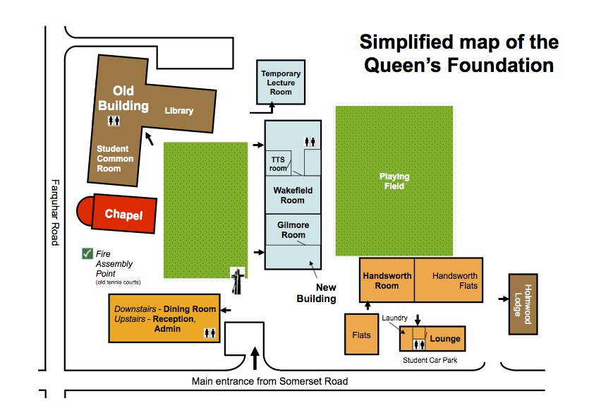 Theological Education | The Queen's Foundation Birmingham on